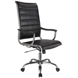 TygerClaw High Back Bonded Leather Office Chair TYFC2007 (EA1)