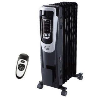 Ecohouzng Réchauffeur rempli d'huile avec télécommande ECH93015B (EA1)