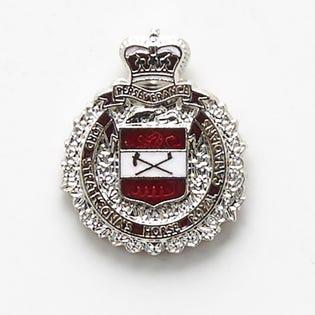 LdSH(RC) Lapel Pin Silvertone