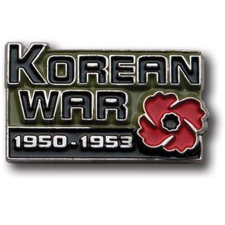 Épingle commémorative – Guerre de Corée