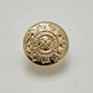 RCLS Mess Dress Button