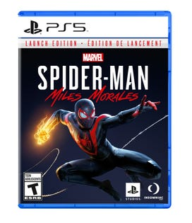 PlayStation PS5 Spiderman Miles Morales