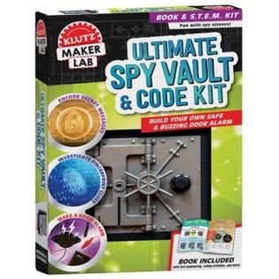 Klutz Spy Vault