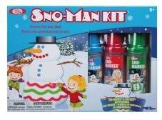Ideal Sno-Paint Snowman Kit