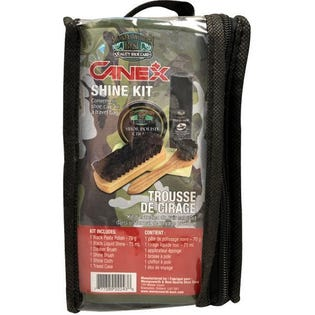 CANEX Moneysworth & Best Shine Kit