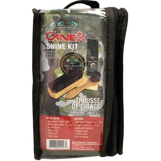 CANEX Moneysworth & Best Shine Kit
