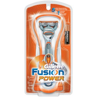 Rasoir Fusion Power de Gillette