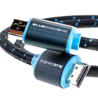 Blue Diamond 6ft HDMI 4K Cable