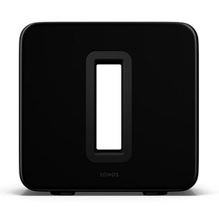 Sonos Sub Gen 3 Black SUBG3US1BLK