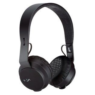 Marley Rebel Bluetooth Headphones EM-JH101-BK