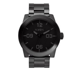 Nixon Men's Corporate SS All Black Watch (A346-001)