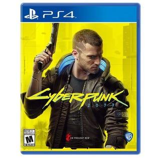 Cyberpunk 2077 pour PlayStation 4