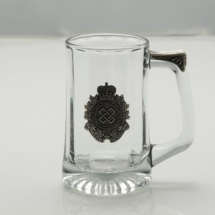 RCLS Glass Beer Stein