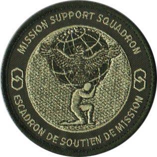 8MSS Badge (High Viz)