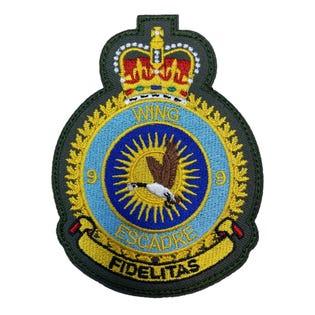 9 Wing badge