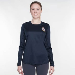 413 SQN Women's Long-sleeve Dri-Fit T-Shirt