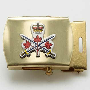 Canadian Armed Forces Belt Buckle