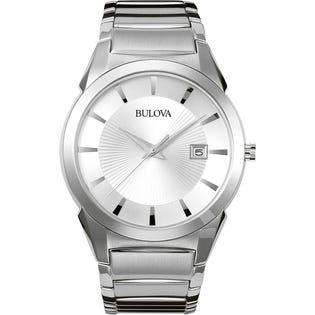 Montre classique Bulova 96B015 (EA1)