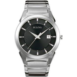 Bulova Classic Watch 96B149 (EA1)