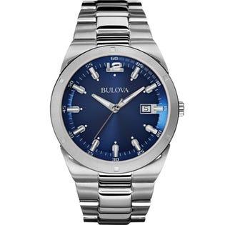 Bulova Classic Watch Stainless Steel 96B220 (EA1)
