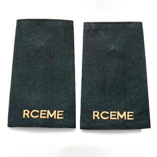 RCEME Slip On (Pair)