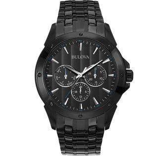 Bulova Men's Classic Watch Stainless Steel 98C121 (EA1)