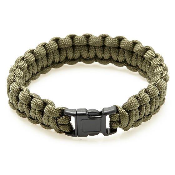 """Paracord Bracelet 9"""""""