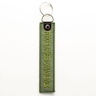 Forces Armees Canadiennes Keychain