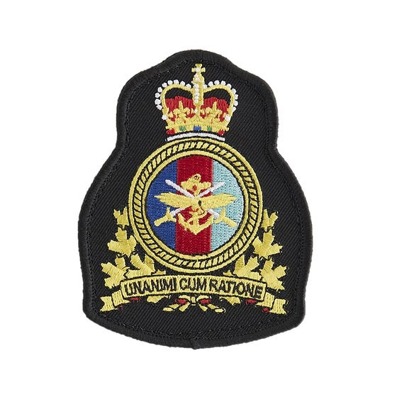 CJOC Navy Dress Badge