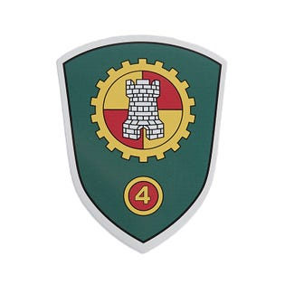4CDSG Sticker