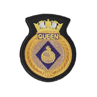 HMCS Queen Patch