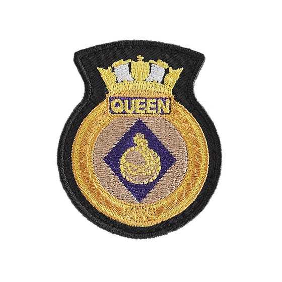 HMCS Queen Patch