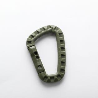 Tac Link Carabiner - Green