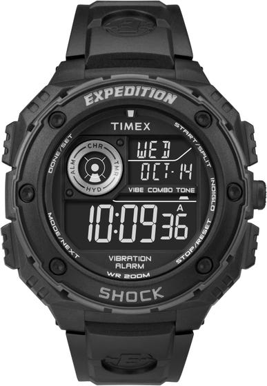 Timex Men's Expedition Vibe Shock digital watch