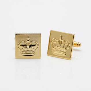 Cufflinks - Warrant Officer