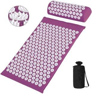 Tapis et oreiller d'acupression T-Zone Health (EA1)