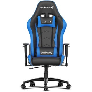 Anda Seat Axe Gaming Chair Black/Blue AD5-01-BS-PV-S02 (EA1)