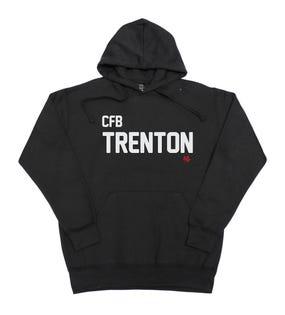 Chandail à capuchon unisexe de la CFB Trenton