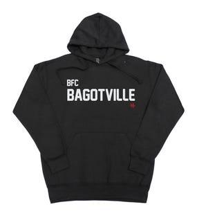 Chandail à capuchon unisexe de la BFC Bagotville