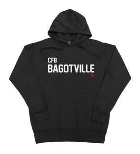 Chandail à capuchon unisexe de la CFB Bagotville