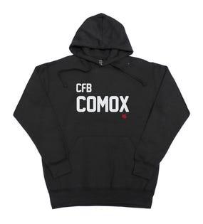 Chandail à capuchon unisexe de la CFB Comox