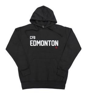Chandail à capuchon unisexe de la CFB Edmonton