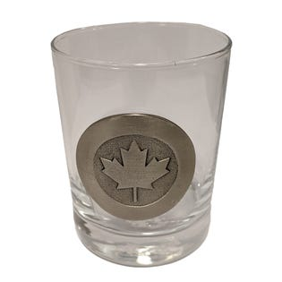 Verre à whisky de la Force aérienne