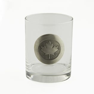 Air Force Whiskey Glass