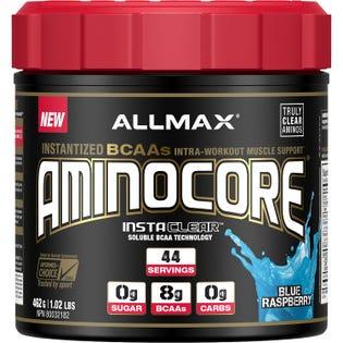 Allmax Aminocore Blue Raspberry 462G