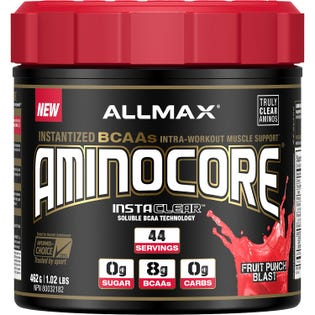Allmax Aminocore Fruit Punch 462G