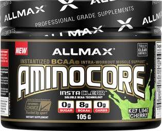 ALLMAX AMINOCORE KEY LIME CHRY 105G
