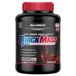 Allmax Quickmass Poudre de protéines Chocolat 6lb