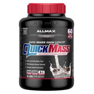 Allmax Quickmass Poudre de protéines Biscuit et Creme 6lb