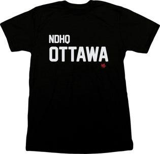 T-Shirt pour homme de la NDHQ Ottawa